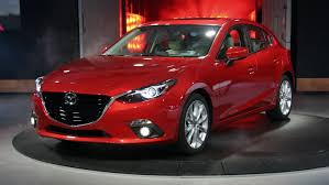 mazda automobiles mazda unveils the all new 2014 mazda 3 the new york times