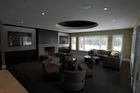 home theater and media rooms