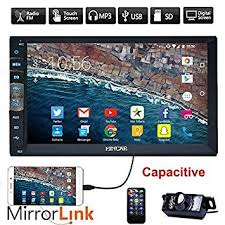mirror link android new brand upgarde version 7 inch capacitive touch