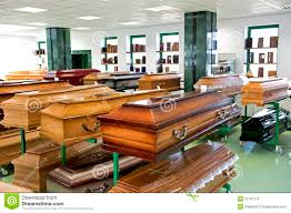 casket store casket store stock photography image 21761112