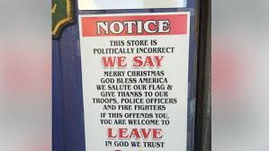 merry restaurant chain posts its politically
