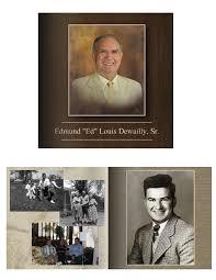 Memorial Booklet Gemini Graphics Inc Web Mobile Print Funeral Home Service