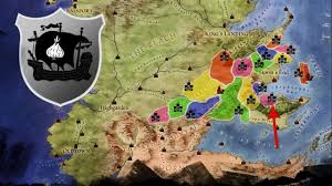 Interactive Westeros Map Houses Of The Stormlands Their History Map Of The Known Houses
