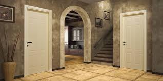 porte interieur en bois massif porte intérieure battante en bois massif laquée talèa