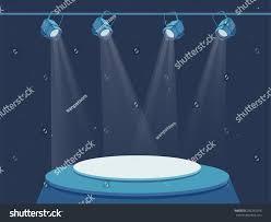 stage lighting studio vector stock vector 282265076 shutterstock