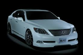 lexus is 250 body kit blitz evasive motorsports