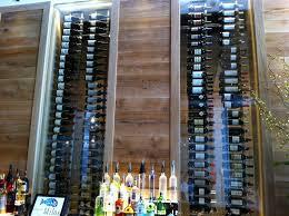 commercial wine cellars milos wine display miami florida wine