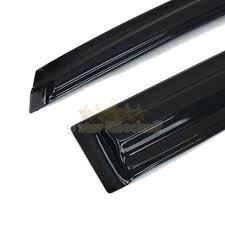 white lexus tinted windows for 05 13 lexus is250 350 usa window wind deflector rain guard