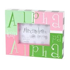 sorority picture frames elephants more back photo frames