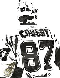sidney crosby birthday card sydney crosby pittsburgh penguins pixel 2 mixed media by joe