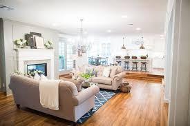 fixer upper joanna gaines magnolia and living rooms