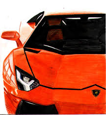 lamborghini drawing the karr garage drawing lamborghini aventador