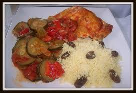 cuisine d été recette poulet aux légumes d été parfumé au raz el hanout la cuisine de