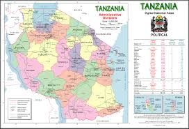 Large Map Of The World Maps Of Tanzania Map Library Maps Of The World
