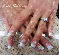 cute easy nail designs black white anna charlotta