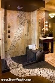 river rock bathroom ideas 304 best tiles designs images on bathroom ideas
