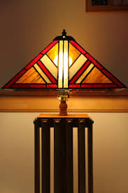 lighting interesting and charming stained glass lamps for modern