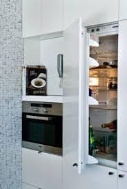 Designer Kitchens Brisbane Integrated Fridge Custom Designer Kitchens Photo Interiors By