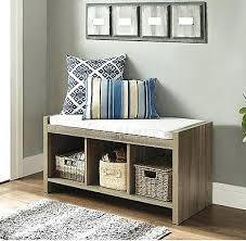 storage bench for entryway image of modern entryway coat rack and