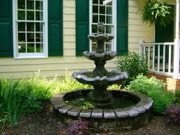easy garden water fountains ideas new home design