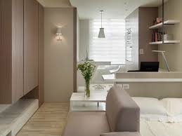 Plain Contemporary Studio Apartment Design Interesting With - Contemporary studio apartment design