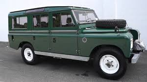 land rover series 3 interior land rover series 109 restomod with defender upgrades youtube