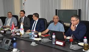 siege tunisie telecom tunisie telecom reçoit une délégation de la ville de suresnes