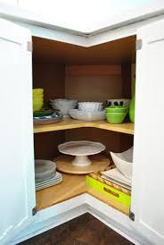 Kitchen Cabinets Lazy Susan Corner Cabinet by 22 Best Corner Cupboard Images On Pinterest Corner Cupboard