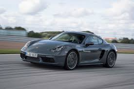 porsche cayman pricing 2017 porsche 718 cayman drive review performance trumps
