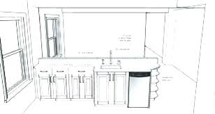kitchen island sizes i narrow kitchen island dimensions seating small ideas with
