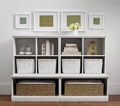 Pottery Barn Storage Bins Brilliant Large Storage Cubbies Plastic Cubbies Storage For A
