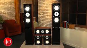 cnet home theater fluance xlhtb speakers youtube