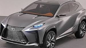lexus lf nx 2nd step lexus lf nx turbo concept set for tokyo motor show