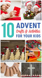 10 amazing advent crafts for preschoolers and kids craft