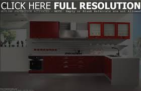 awesome red kitchen design ideas baytownkitchen and white with
