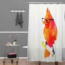 Deny Shower Curtains 50 Cool U0026 Unique Shower Curtains Mnml Decor