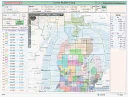 Michigan State Campus Map Rightmichigan Com Michigan Redistricting State House Part Iv