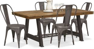 value city dining room sets value city furniture dining room sets shop 5 piece dining room sets value city furniture