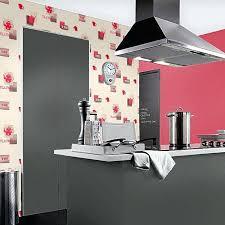 tapisserie pour cuisine papier peint de cuisine pour fascinant papier peint lessivable pour