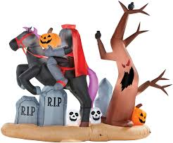 inflatables headless horseman