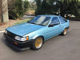 toyota my toyota inspired by initial d today i purchased my first car 1983 toyota