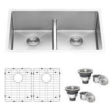 lowes 60 inch kitchen sink base cabinet ruvati gravena undermount 30 in x 19 in stainless steel