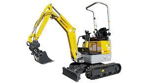 menzi tracked excavator up to 10 tons menzi muck ag