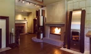 zero clearance fireplace inserts wood burning u2014 flapjack design