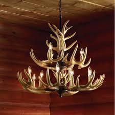 Antler Chandelier Shop Twelve Light Deer Antler Chandelier Lighting U2014 36in Chain Www