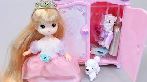 baby doll princess dress up closet toy surprise eggs toys youtube