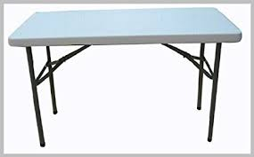 4ft square folding table 4ft folding table with fold away legs ft5 extra strength 98 next