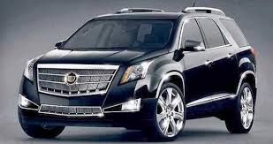 cadillac srx review 2017 cadillac srx review redesign