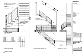 stair details the first passive house in long island city ny stair details