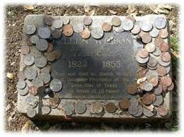 how much do headstones cost tradition of coins left on the gravestone of a soldier